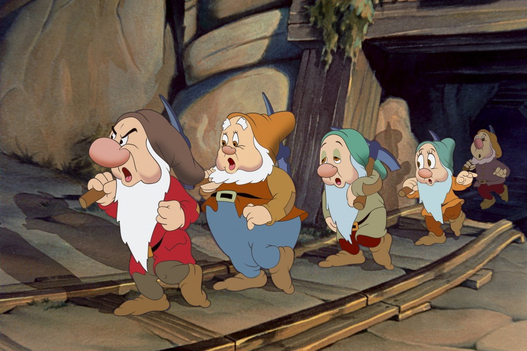 Disney Artists Give 'Seven Dwarfs' Modern-Day Inspired Looks