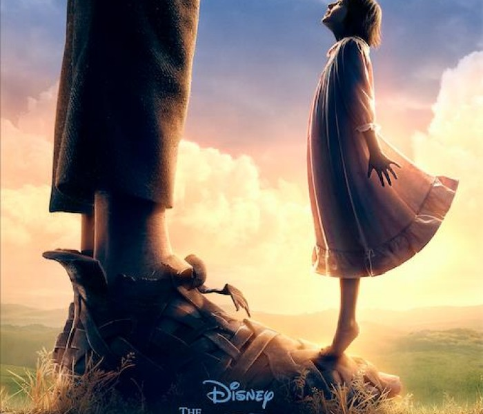 First Poster of Disney's 'The BFG' Released
