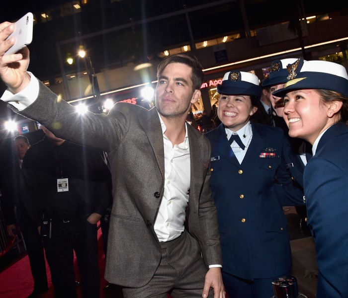 TCL Chinese Theater Holds World Premiere of Disney's 'The Finest Hours'