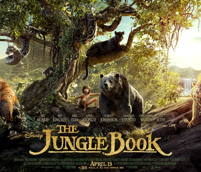 New 'The Jungle Book' TV Spot to Air During Sunday's Big Game