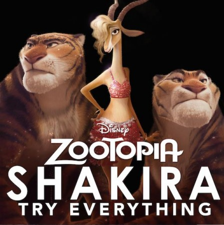 Zootopia_Try Everything