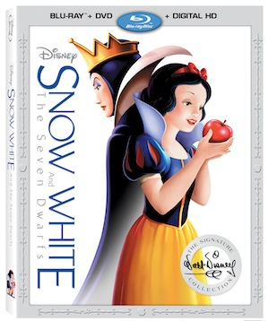 Snow White And The Seven Dwarfs - The Walt Disney Signature Collection