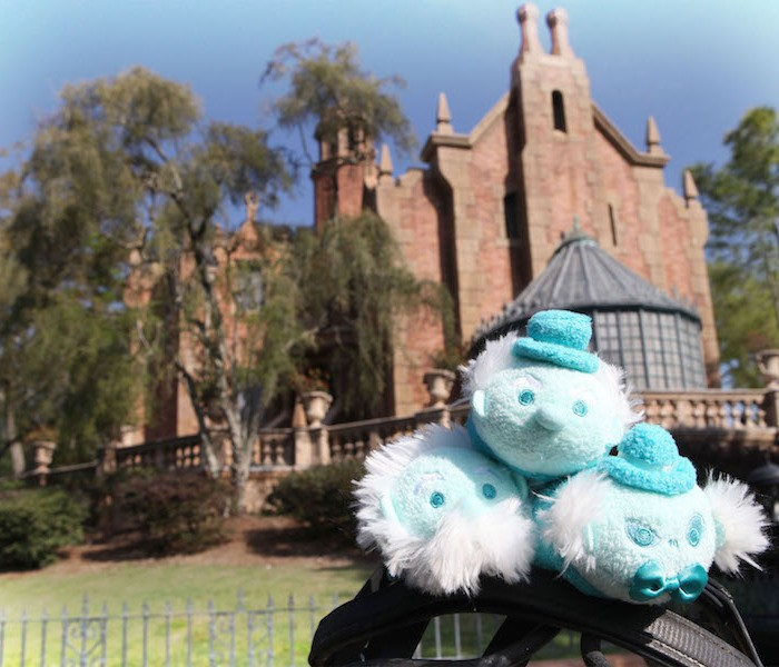 Haunted Mansion Themed Tsum Tsum Collection Set for Disney Parks Release April 15