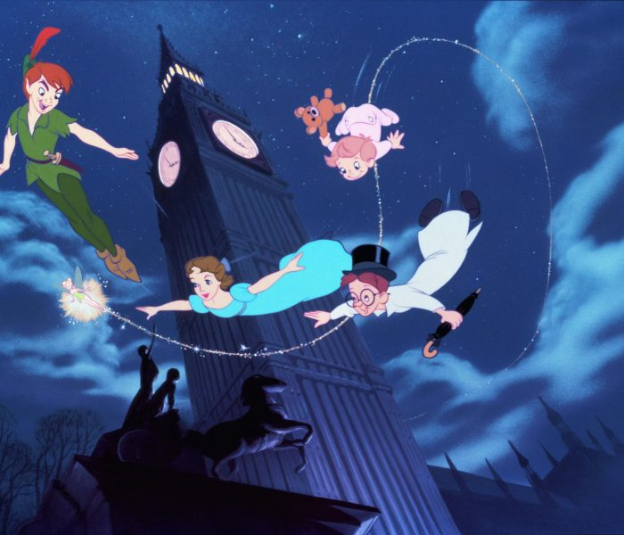 Disney Developing a Live-Action Peter Pan