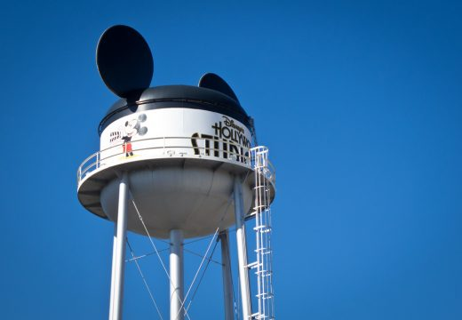 Earffel Tower Removed At Disney's Hollywood Studios