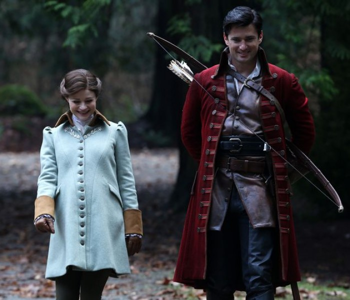 Once Upon A Time S5E17 – Her Handsome Hero Review
