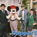 Dapper Day Descends on Disneyland