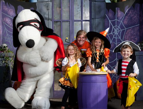 2019 Halloween Weekends at Knott's Berry Farm to Get Spooky for Kids