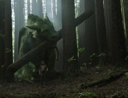 Check out the New Pete's Dragon Trailer!