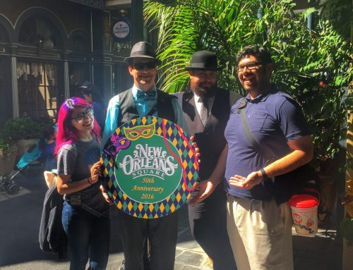 New Orleans Square 50th Anniversary – Sundays With DAPs