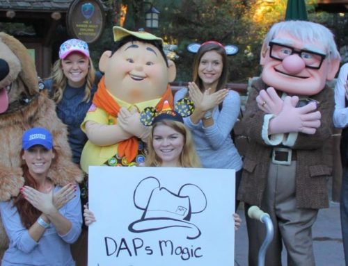 Team DAPs Magic is on the move for CHOC!