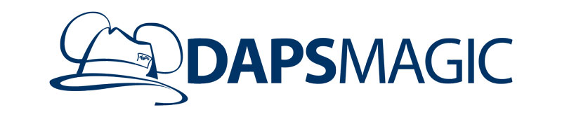 DAPS MAGIC Logo