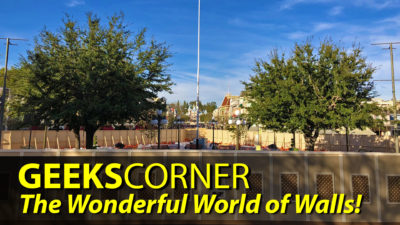 The Wonderful World of Walls - GEEKS CORNER - Episode 816