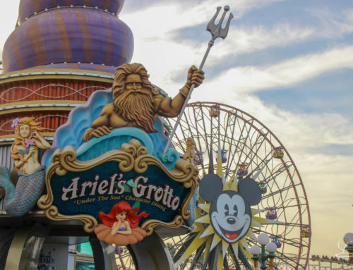 Disneyland Resort Says Goodbye to Paradise Pier in Disney California Adventure