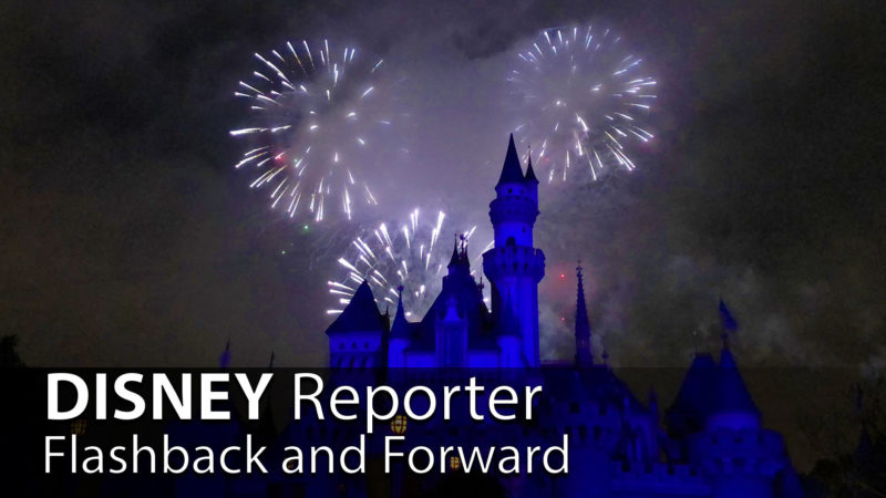 Flashback and Forward - DISNEY Reporter