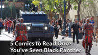 5 Comics to Read Once You've Seen Black Panther