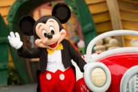 Mickey Mouse 90th Celebration Kicks off at Disneyland