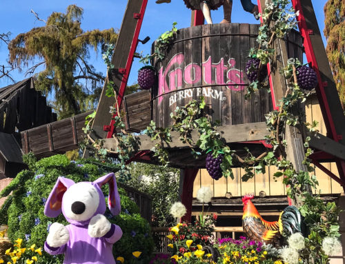 The Boysenberry Festival at Knott's Berry Farm is Bigger than Ever in 2019!