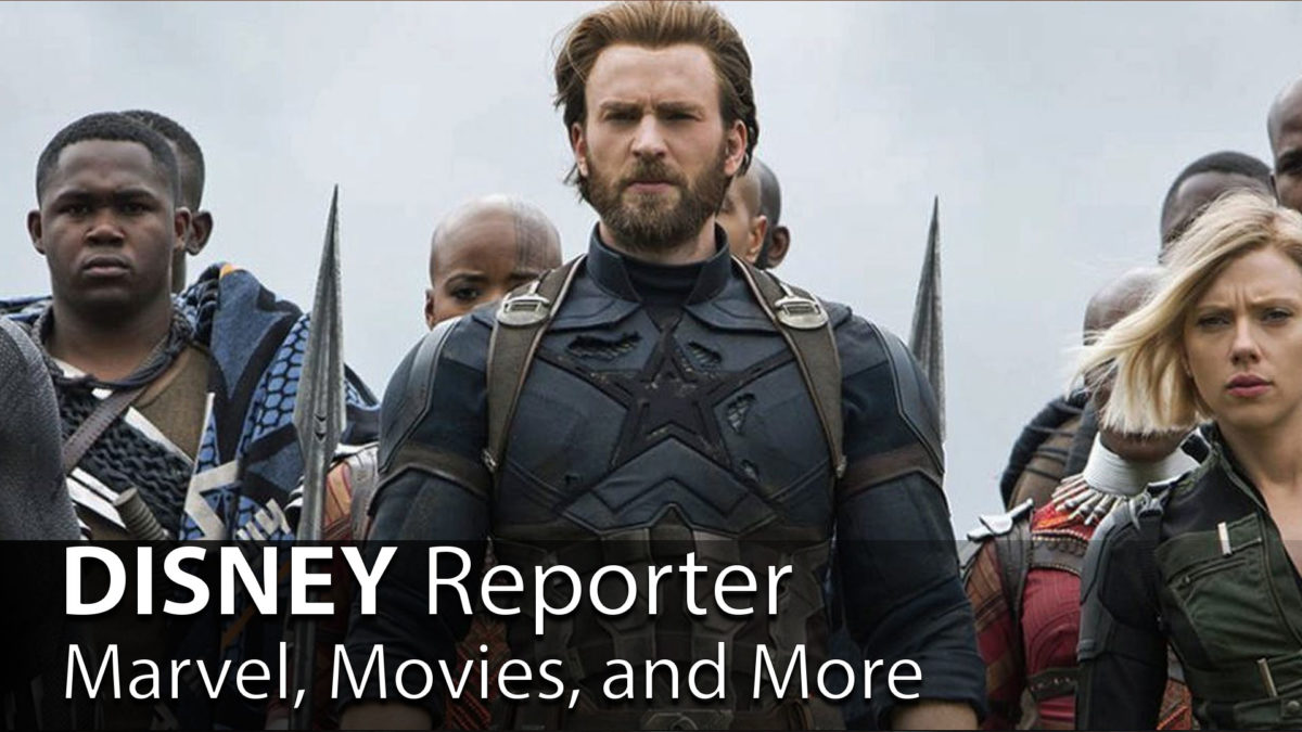 Marvel, Movies, and More - DISNEY Reporter