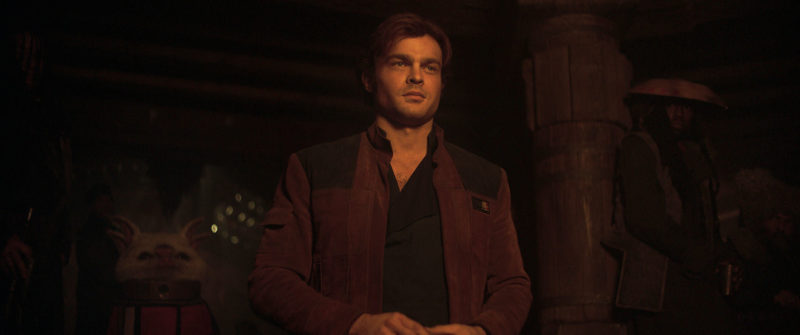 Han Solo - Solo: A Star Wars Story