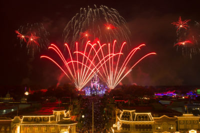 Walt Disney World Resort Salutes America's Birthday with Star-Spangled Fourth of July Celebrations