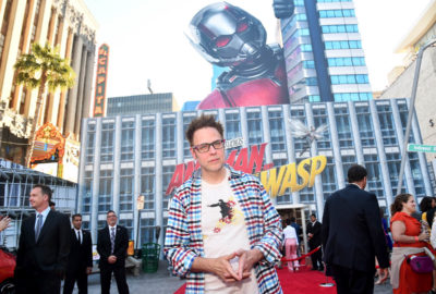 Director James Gunn Rehired to Direct Guardians of the Galaxy 3 for Marvel Studios [Updated]