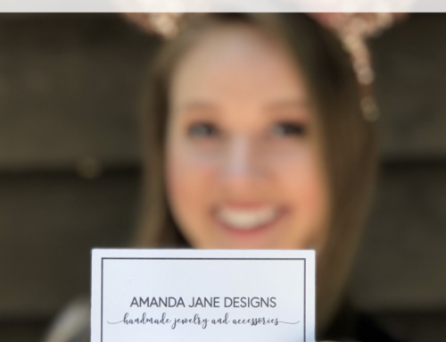 Amanda Jane Designs Re-Opens on Friday July 6!