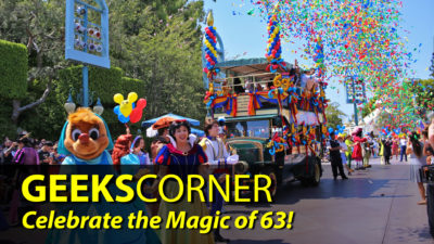 Celebrate the Magic of 63! - GEEKS CORNER - Episode 842