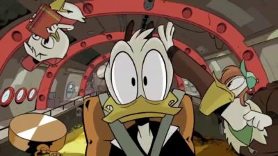 Donald Duck - DuckTales