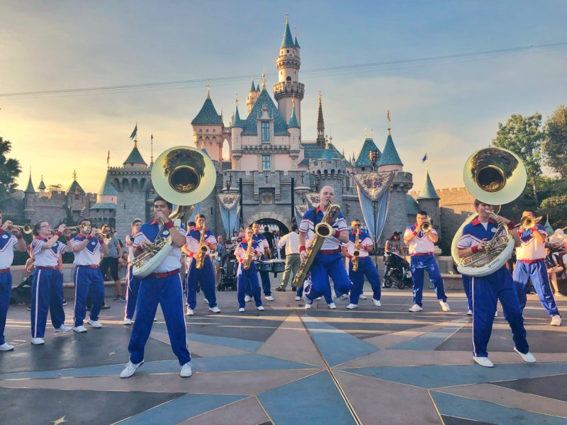 2018 Disneyland Resort All-American College Band