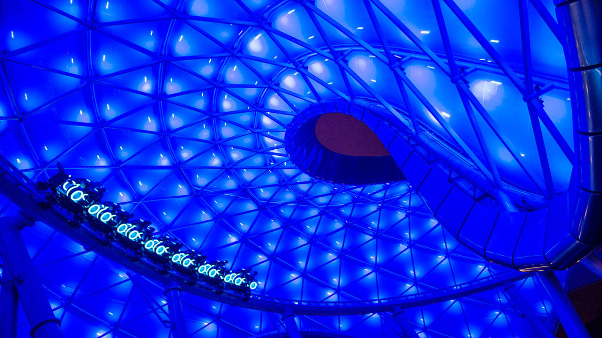 TRON Magic Kingdom