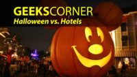 Halloween vs. Hotels - GEEKS CORNER - Episode 850