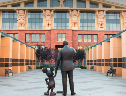 The Walt Disney Company Announces Semi-Annual Cash Dividend of $0.88 per Share
