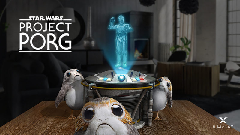 Star Wars: Project Porg