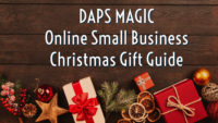 DAPS MAGIC Online Small Business Christmas Gift Guide