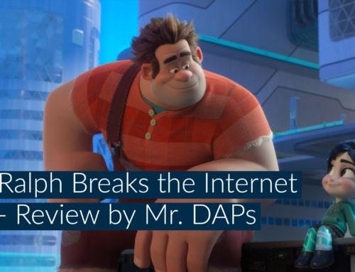 Disney's Ralph Breaks the Internet – A Heartwarming Tale of Friendship and Dreams – Review by Mr. DAPs
