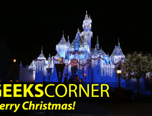 MERRY CHRISTMAS! – GEEKS CORNER – Episode 913