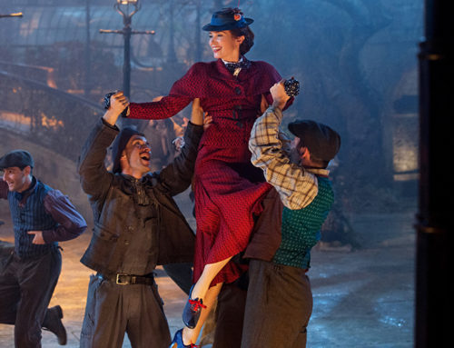 Practically Perfect in Every Way – Mary Poppins Returns is the Heart Warming Movie this Holiday Season – A Review by Mr. DAPS