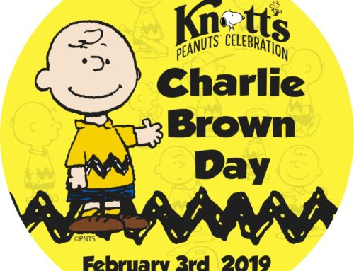 The Largest Gathering of Charlie Browns is Coming to Knott's Berry Farm on February 3rd