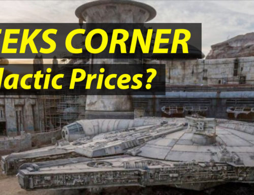 Galactic Prices? – GEEKS CORNER – Episode 915 (#433)