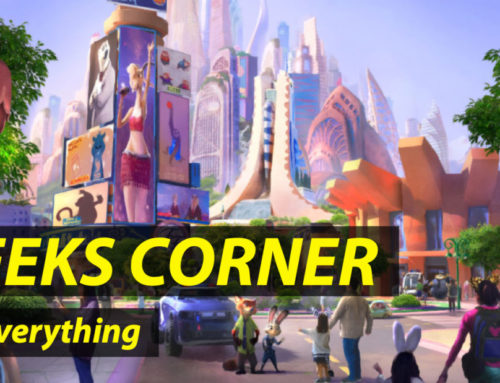 Try Everything – GEEKS CORNER – Episode 917 (#435)