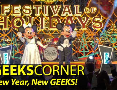 New Year, New GEEKS! – GEEKS CORNER – Episode 914