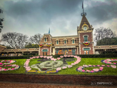 Disneyland to Close Early Due to Heavy Rains