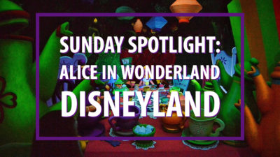 Sunday Spotlight: Alice in Wonderland