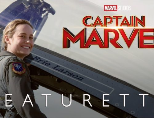 Creating a Super Hero – Marvel Studios Releases Featurette of Brie Larson Training to Be Captain Marvel
