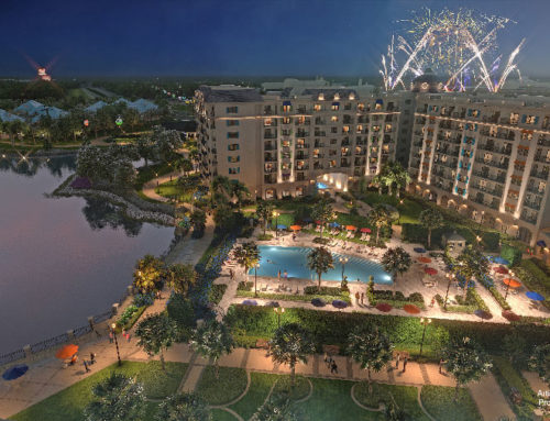 Walt Disney World's Newest Vacation Club Resort is Now Accepting Guest Reservations for December 2019