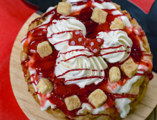 Valentine's Month 2019 Food Offerings at Disneyland Park are Something to Fall in Love With