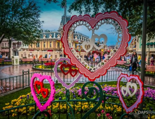 12 Unique Photo Spots at the Disneyland Resort for You and Your Loved One This Valentine's Day