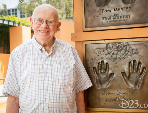 Remembering Dave Smith – Walt Disney Company's First Archivist and Disney Legend Passes Away at Age 78