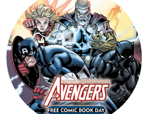 Marvel Comics News Digest Featuring Free Comic Book Day Announcement
